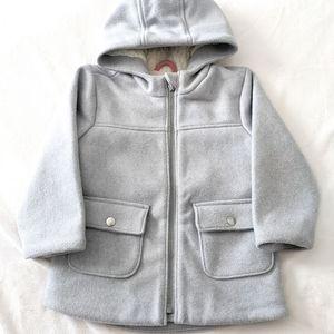 Old Navy Wool-Blend Pea Coat
